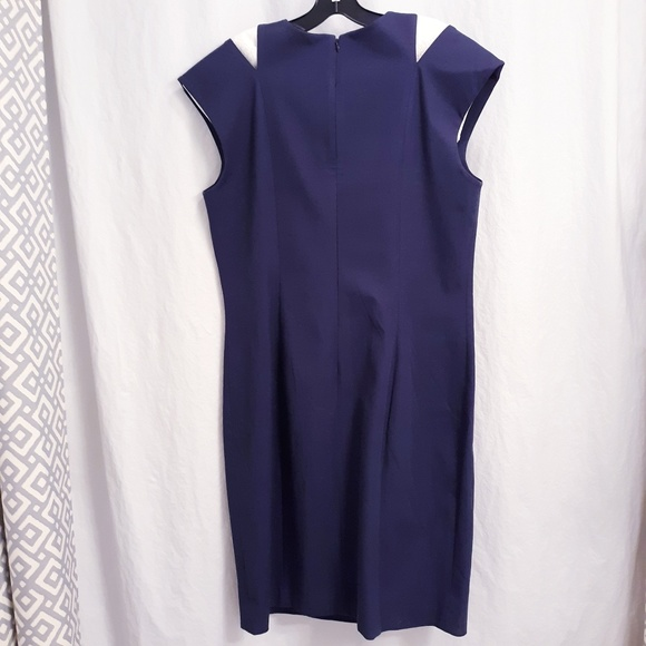 Banana Republic Plus Size 16 Tall Sheath Dress NWT